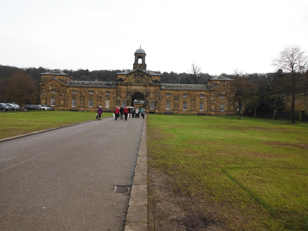 Chatsworth House Stables