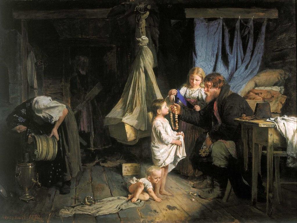 19世纪画家作品选06