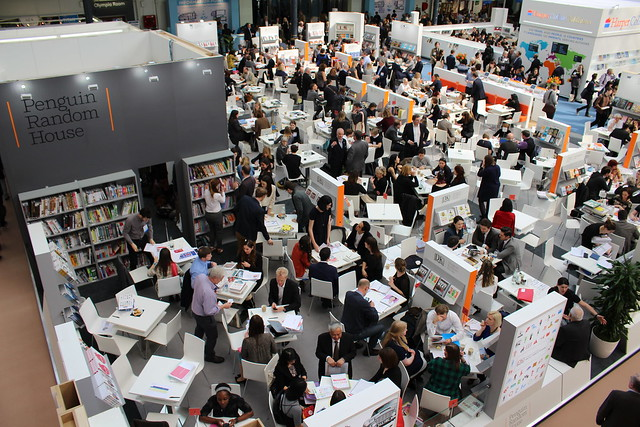 Penguin Random House - London Book Fair 2016