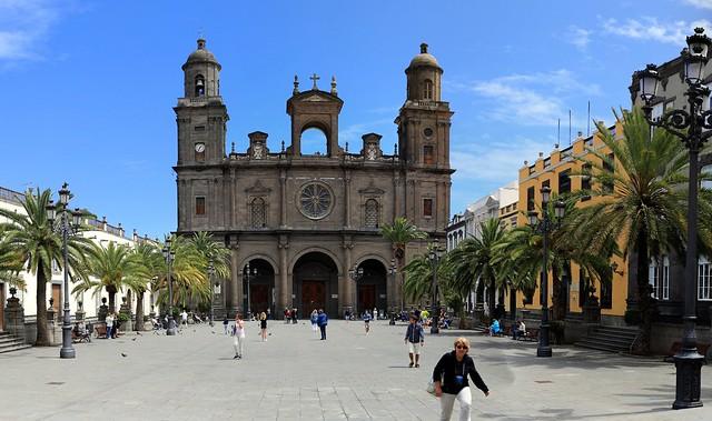Santa Ana / Las Palmas Cathedral