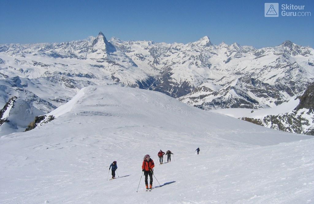 Strahlhorn Walliser Alpen / Alpes valaisannes Schweiz foto 17