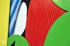 Maser: Orbiting on the Periphery
