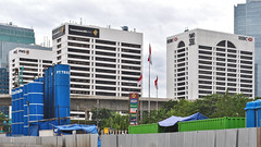 World Trade Centre Jakarta before 2012