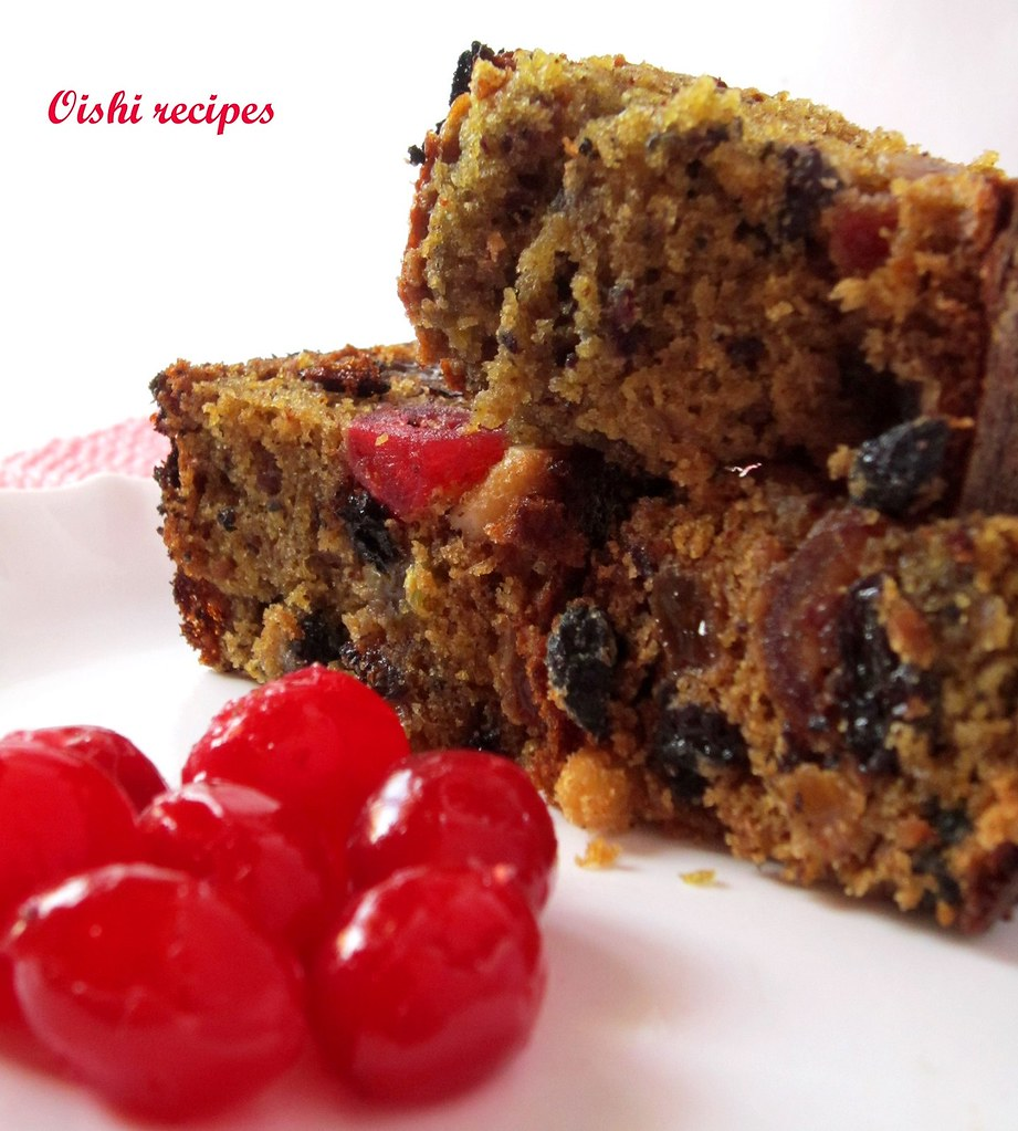 Moist Fruit Cake Recipe South Africa