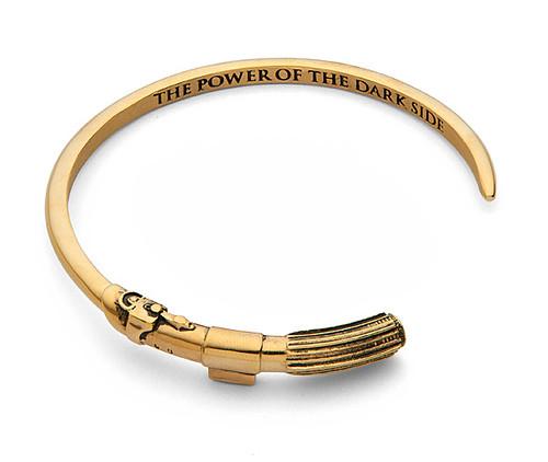 Darth Vader lightsaber bracelet