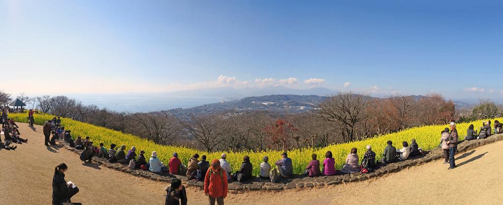 吾妻山パノラマ