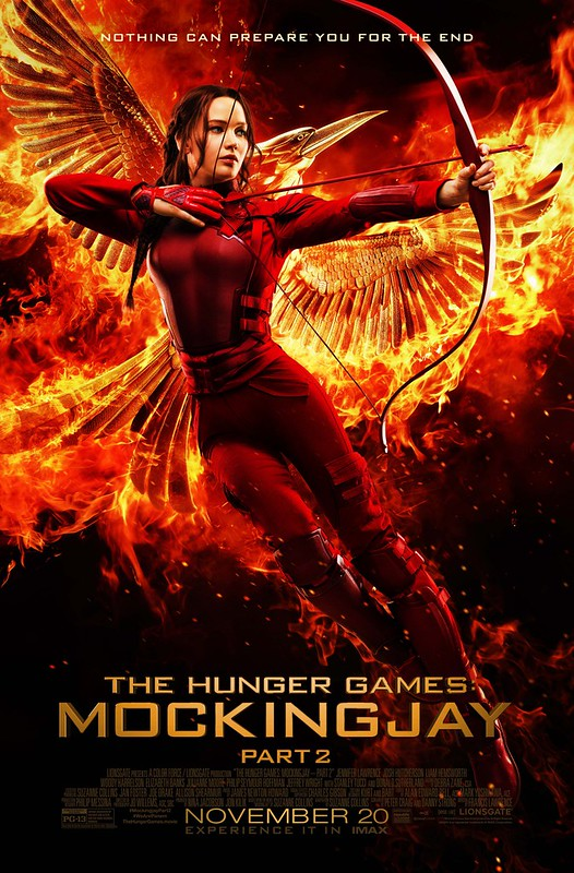 The Hunger Games - Mockingjay - Part II - Poster 21