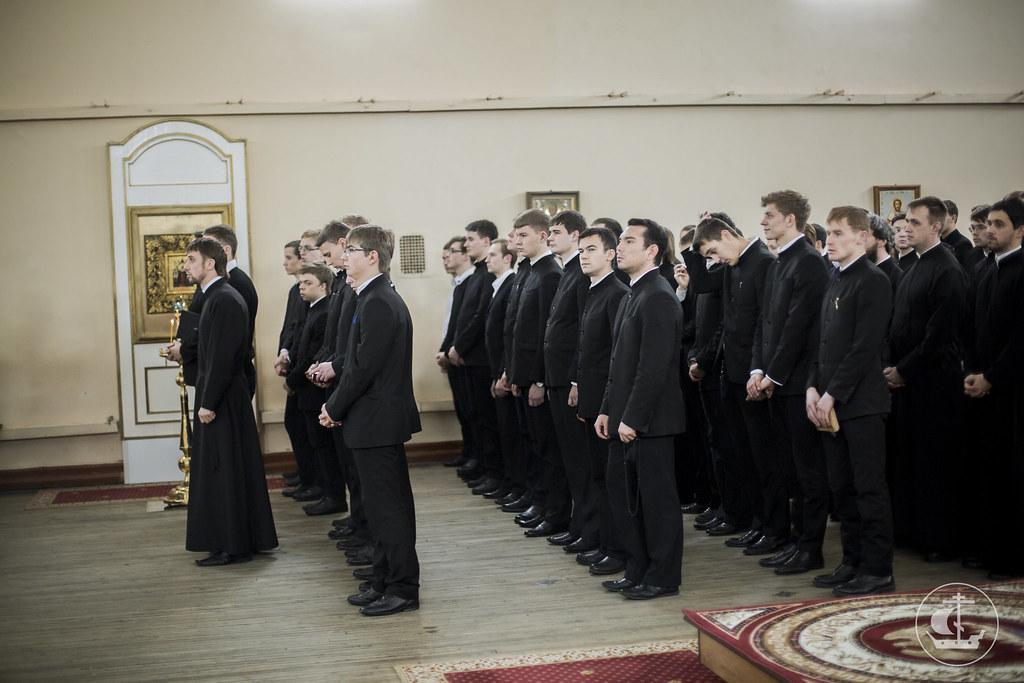 22 января 2016, Всенощное бдение накануне дня памяти святителя Феофана Затворника / 22 January 2016, Vigil on the eve of the Theophan the Recluse