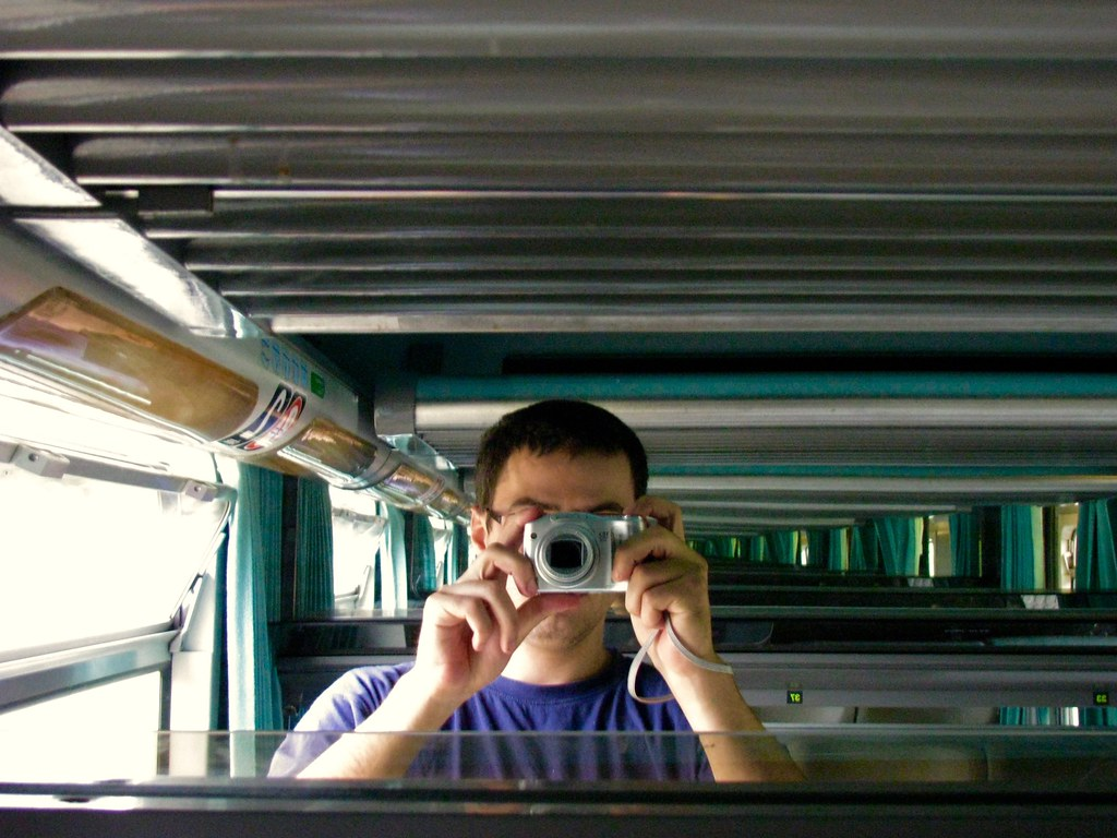 Interrail Selfie