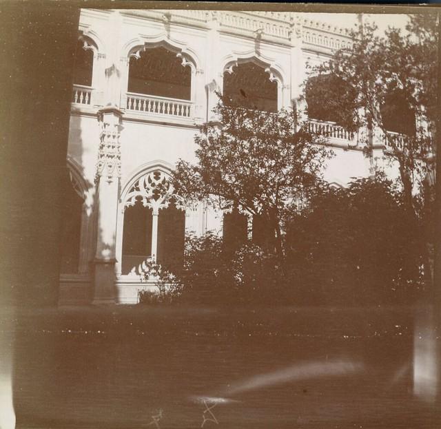 Claustro de San Juan de los Reyes en 1906. Anónimo francés.