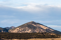 Extinct Volcano - Little Rocky Mountains