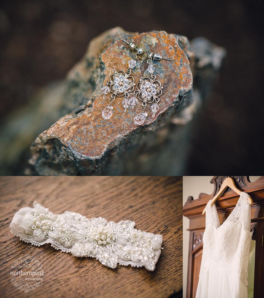Backyard Wedding Details - Prince George BC