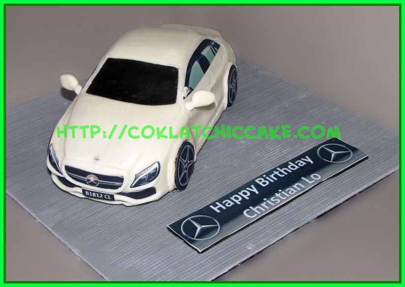 Cake Mercedes C Class