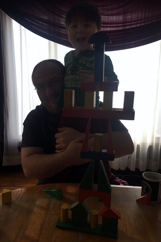 Dave, Jack, and the tower
