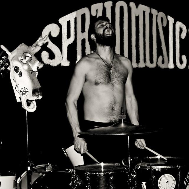 Il Dio Cervo [live@Spaziomusica] 04.02.16, Pavia