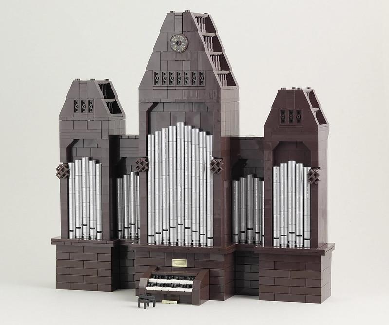 Church Organ (Organo da chiesa)
