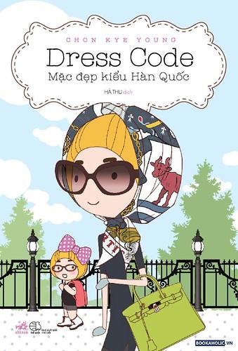 dress code mac dep kieu han quoc