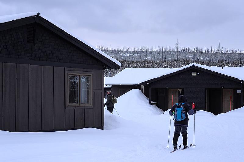 DSCN0638 Western Cabins, Old Faithful Snow Lodge
