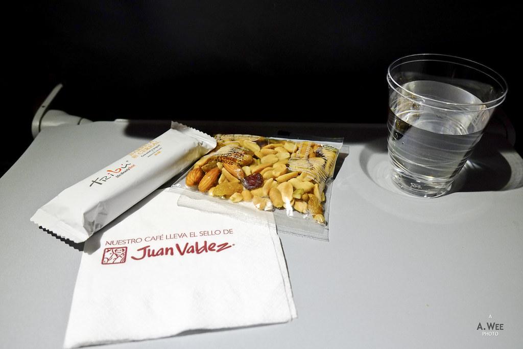 Snack onboard LAN