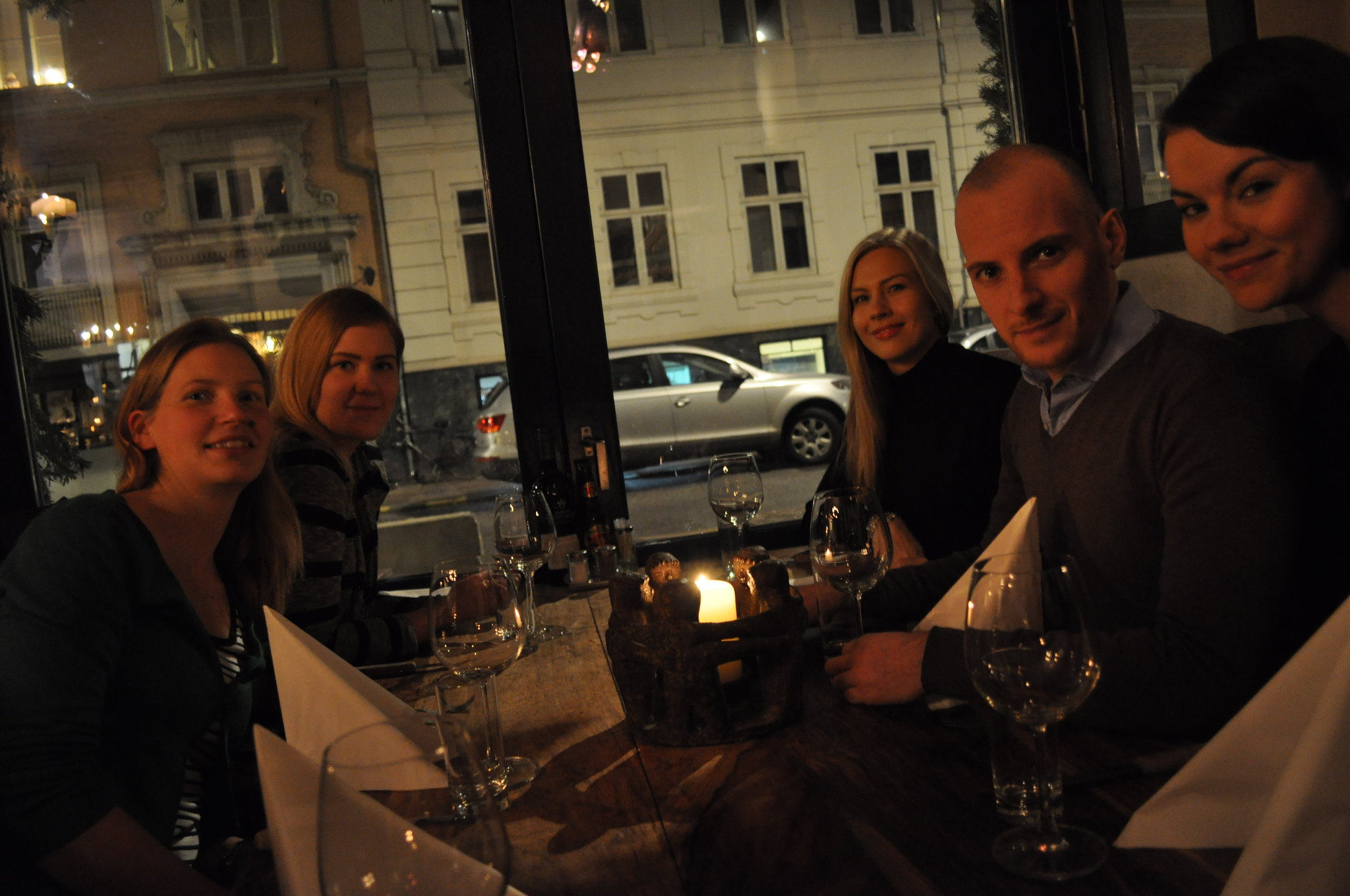 Copenhagen Restaurant Friendship