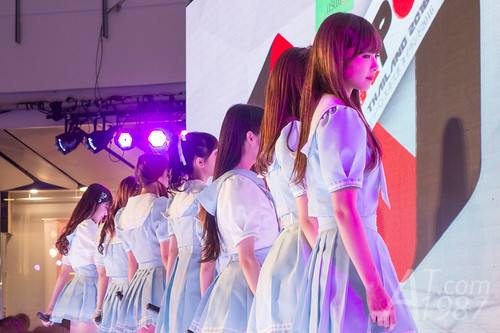 Akishibu Project at Japan Expo Thailand 2016