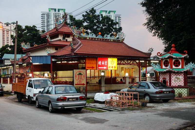 Joe Wong Bak Kut Teh Temple