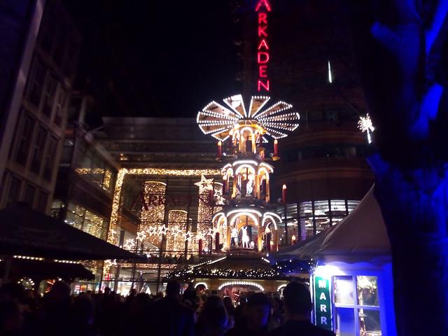 Berlin, Natal de 2015