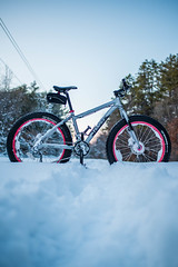 Minnesota 2.0 fat bike by Framed Bikes