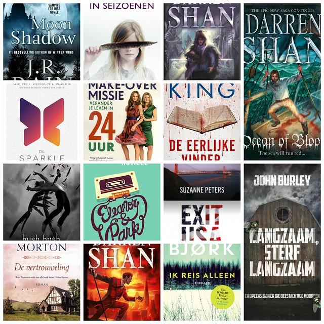 Gelezen boeken januari 2016