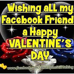 Happy Valentine's day everybody