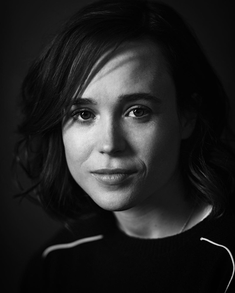 Эллен Пейдж — Фотосессия для «Tallulah» на «Sundance» 2016 – 26
