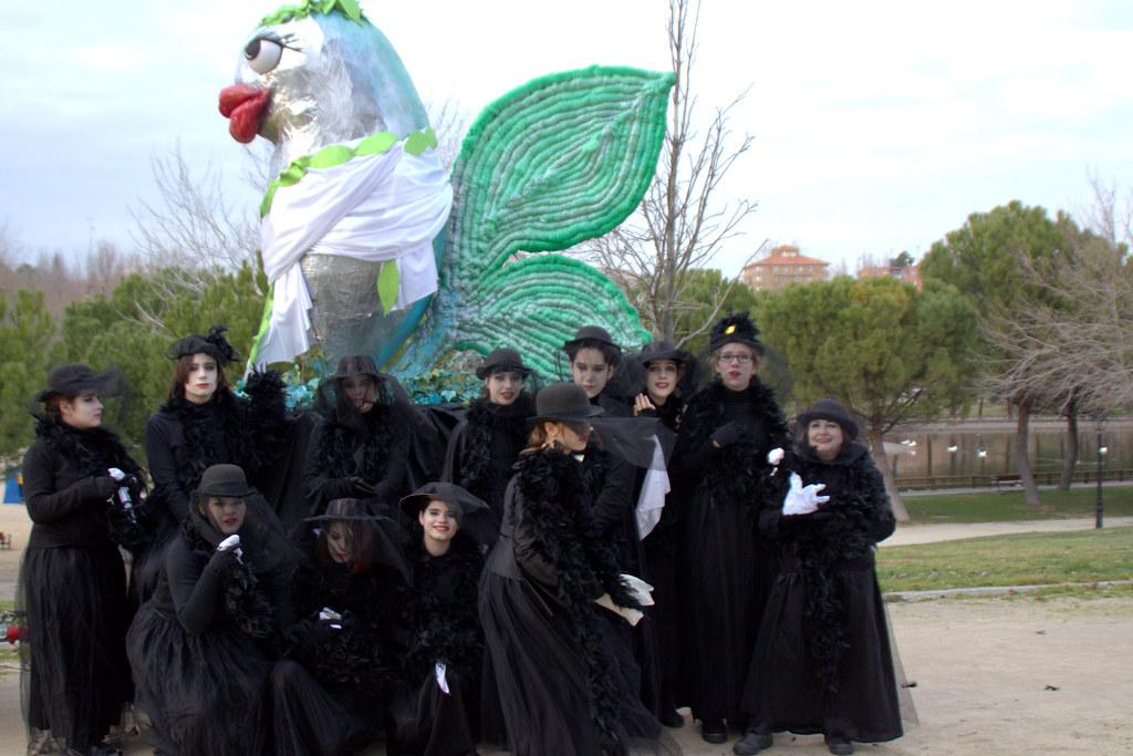 carnavales de Valdemoro 2016