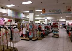 Baby department