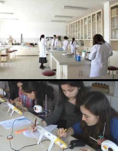 Laboratuvarlar
