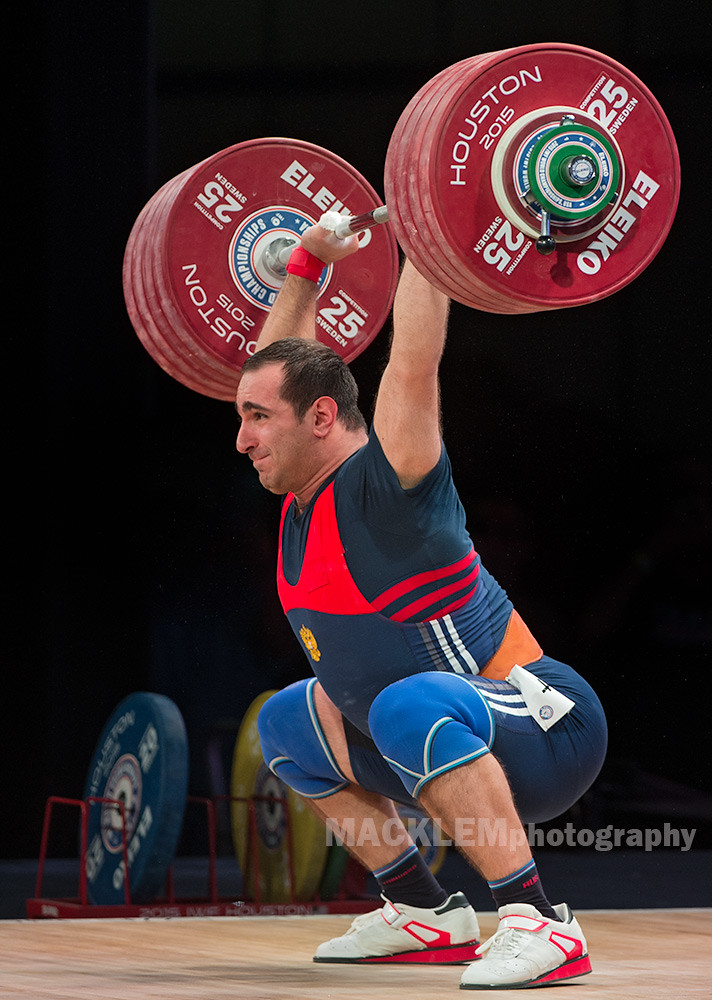 David Bedzhanyan RUS 105kg