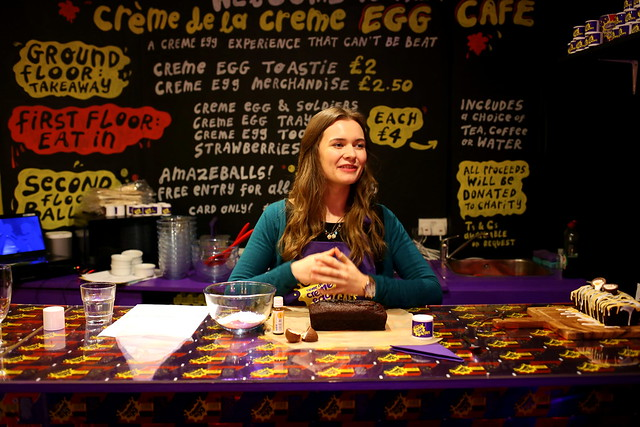 Creme Egg Cafe, London (17)