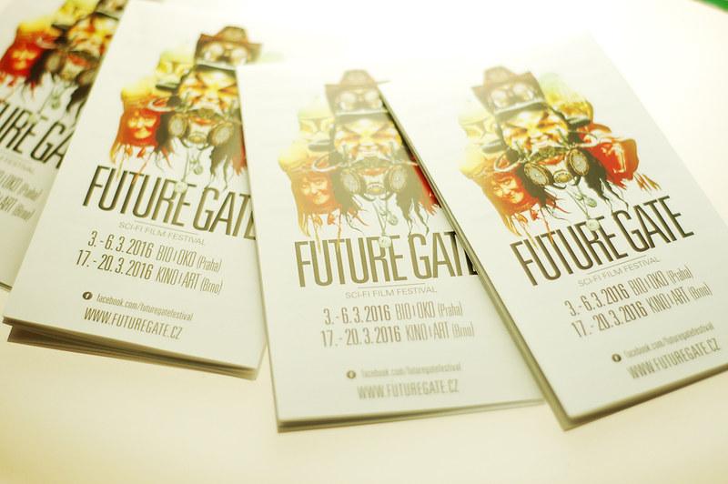 FUTURE GATE 2016, slavnostní zahájení Praha