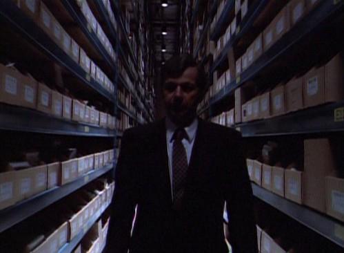 The X-Files - Cigarette Smoking Man