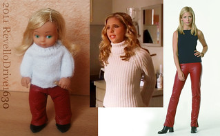 Buffy doll