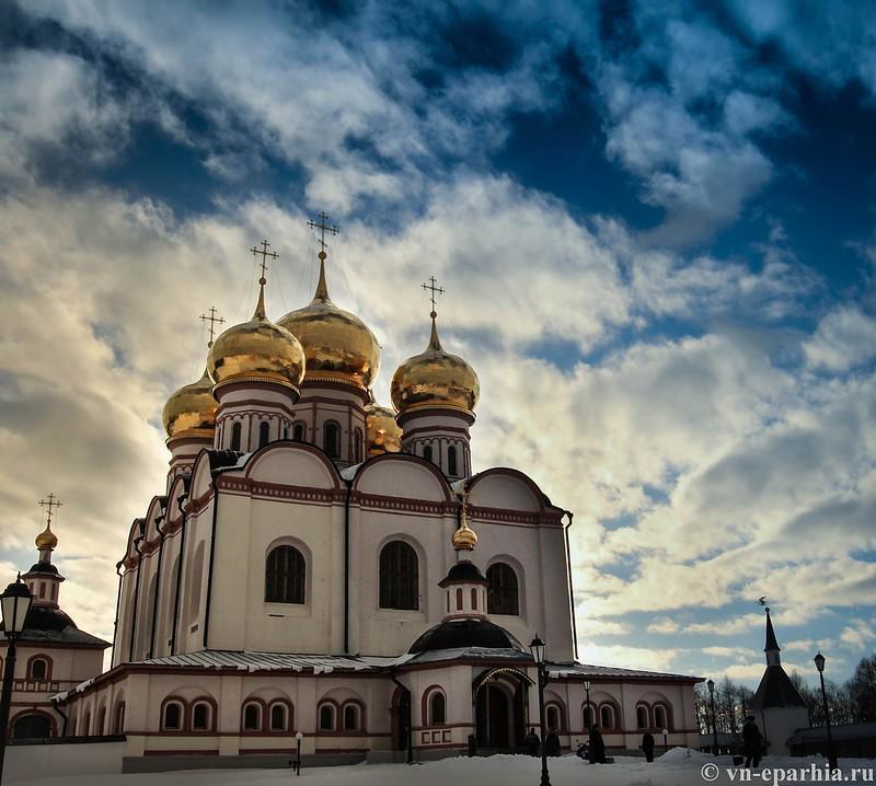 Иверский монастырь Литургия 60