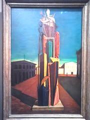 "Mostra ""De Chirico a Ferrara. Metafisica e avanguardie"""