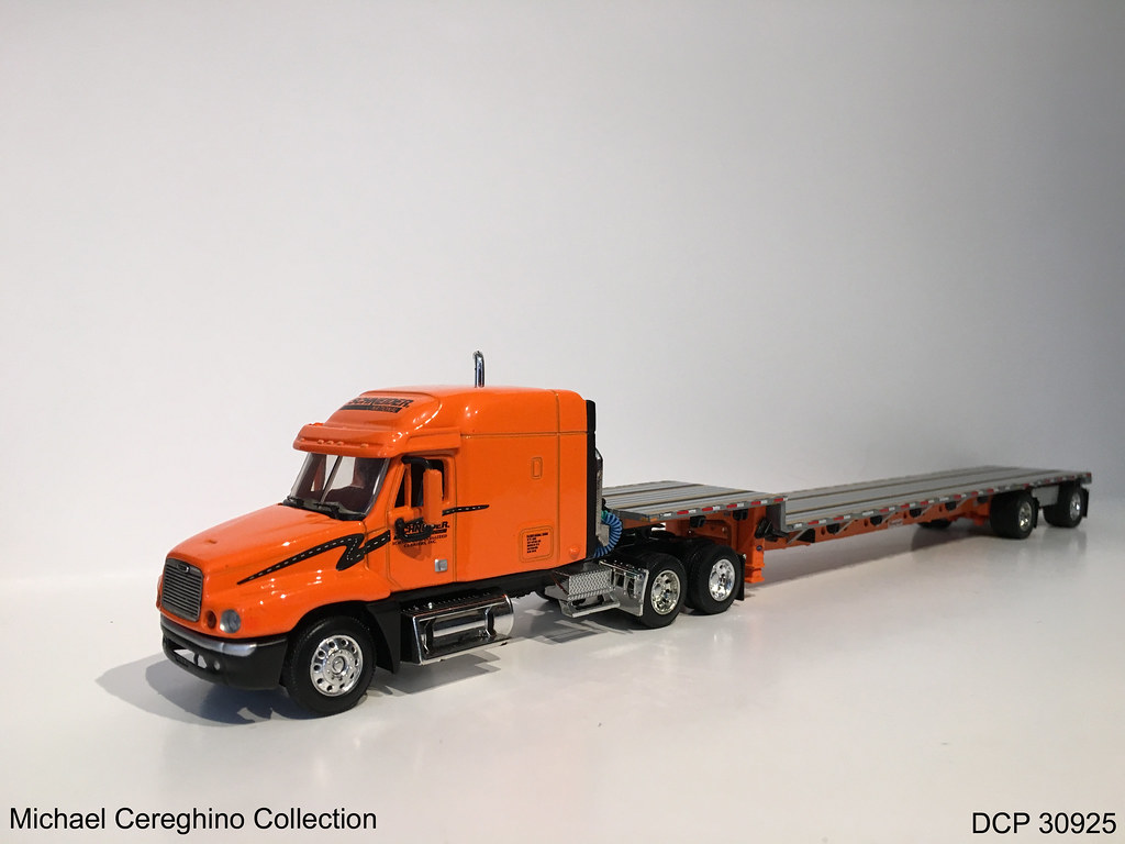 Diecast Replica Of Schneider Specialized Freightliner Cent Flickr