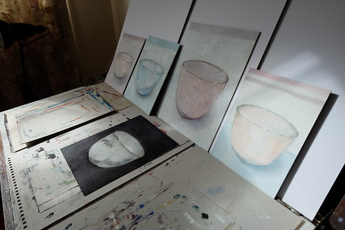 bowl paintings