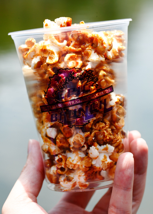 Pullman Putrajaya Epic Brunch Fresh Popcorn