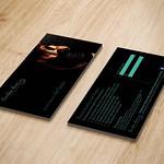 300gsm Matt Coated DL (1/3 A4 - 210 x 99mm) Boudoir Photoshoot Gift Vouchers for Caroline Anne Photography. #Print #Design #DL #GiftVouchers #Photography #Boudoir #BoudoirPhotography #Marketing