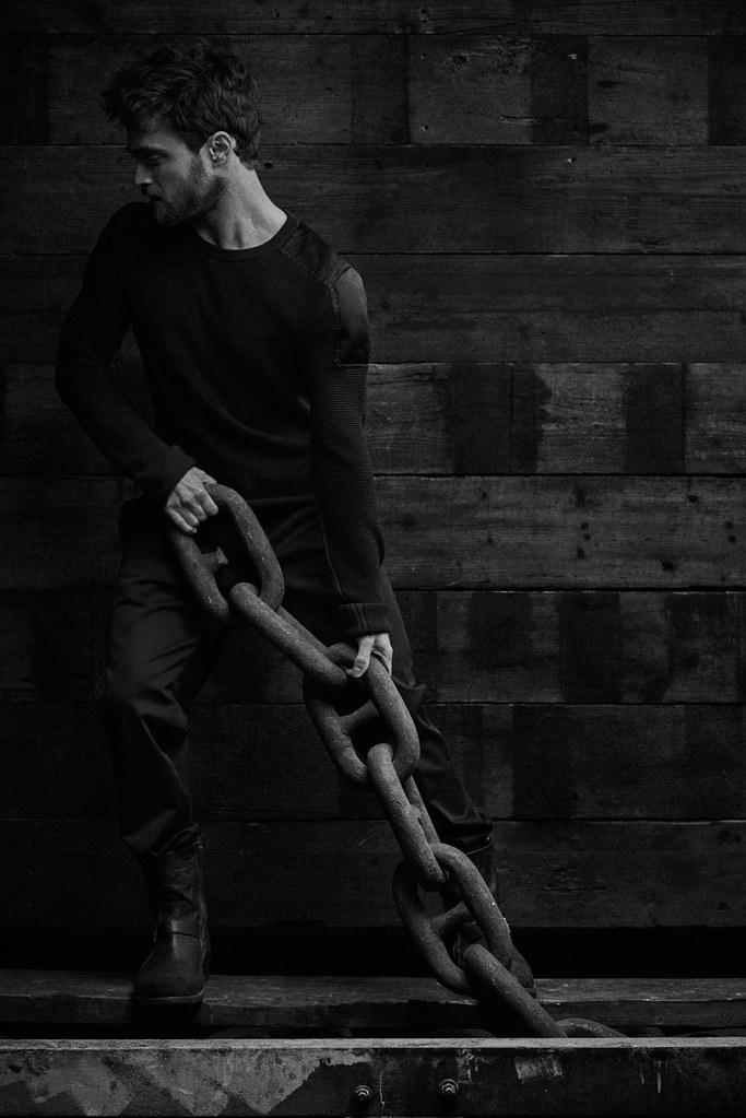 Дэниел Рэдклифф — Фотосессия для «Vanity Fair» IT 2016 – 13