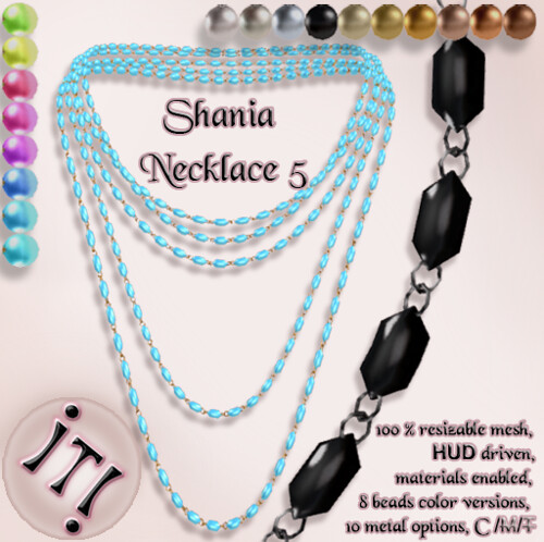 !IT! - Shania Necklace 5 Image