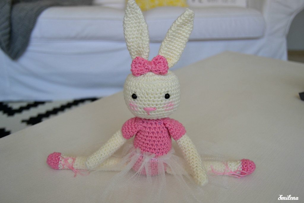 s m ? l e n a..: Tav?an yapmaya devam-Amigurumi Bunny