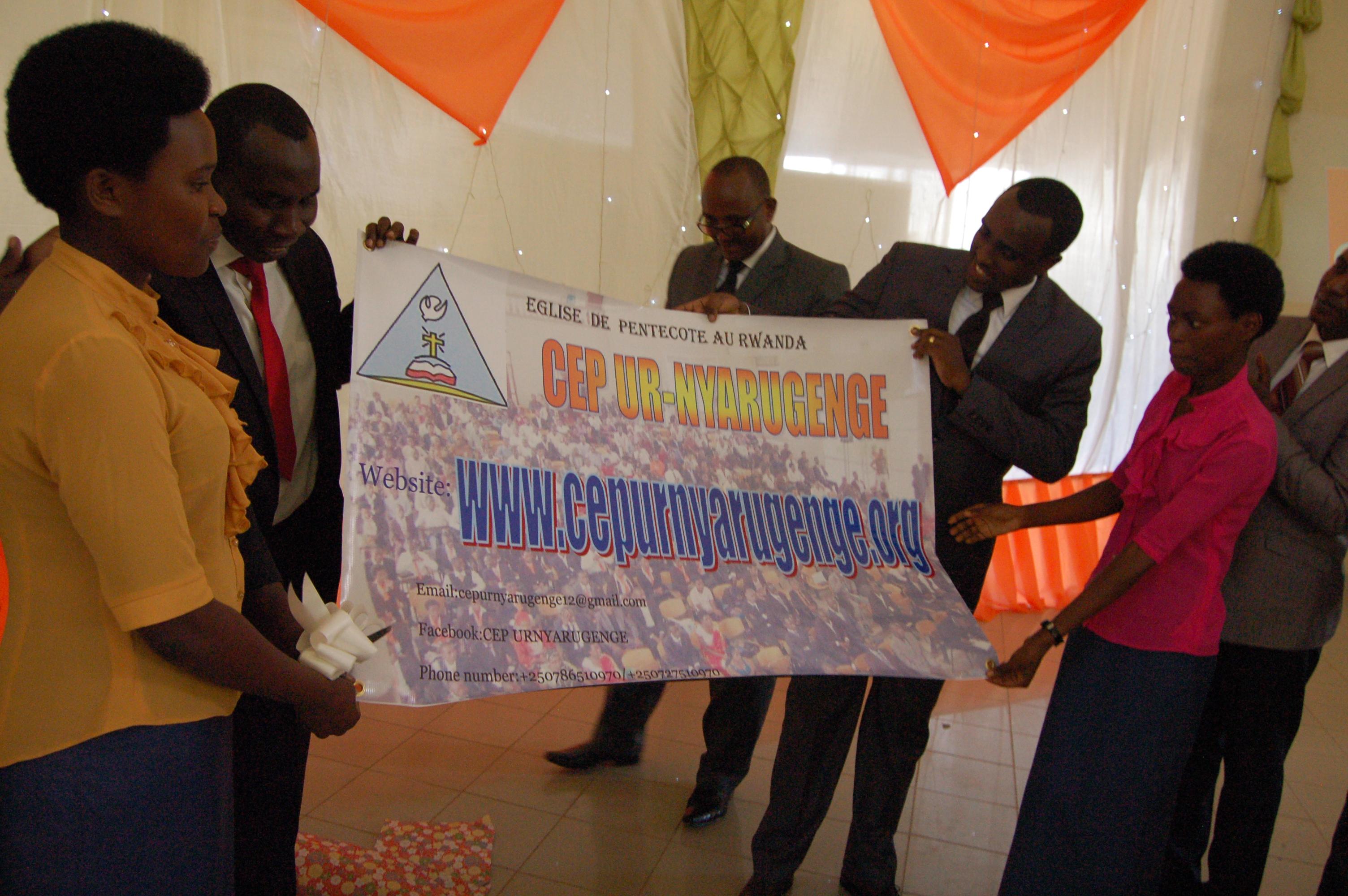 CEP UR Nyarugenge Handover + Launch of new status + Welfare Ceremonies