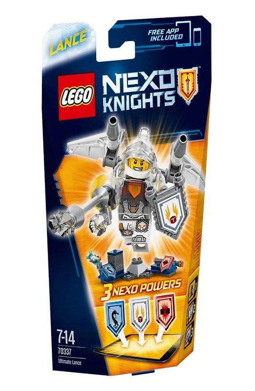 LEGO Nexo Knights 70337 - Ultimate Lance